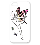 iPhoneケース(Butterfly)