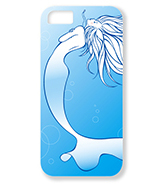 iPhoneケース(Mermaid)