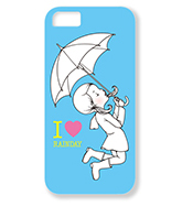 iPhoneケース(I LOVE RAINDAY)